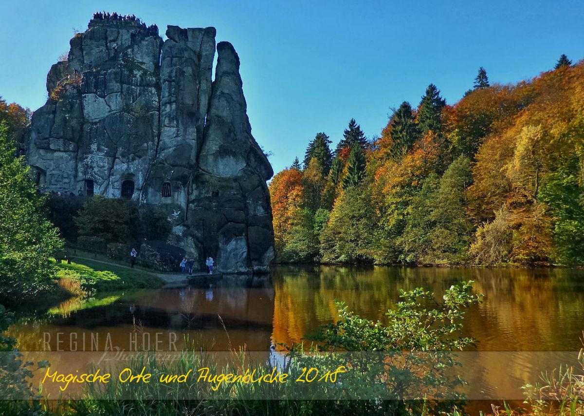 Geheimnisvolle Orte und magische Augenblicke ~ Unterwegs in Deutschland